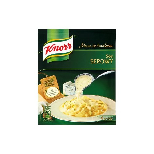 Knorr cheese sauce