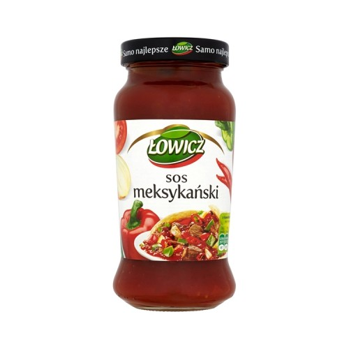 Łowicz Mexican sauce 500g