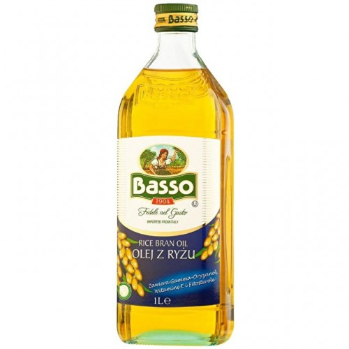 The oil from rice Basso 1L