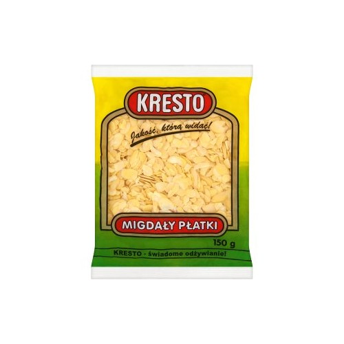Kresto Almonds flakes 70g