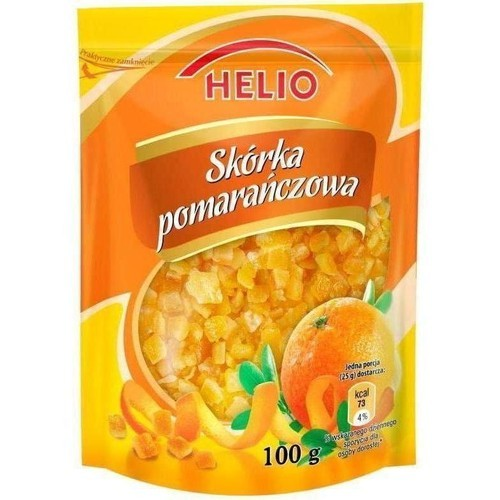Helio Orange peel 100g
