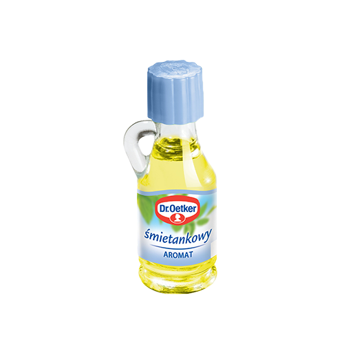 Dr. Oetker The aroma of creamy 9ml