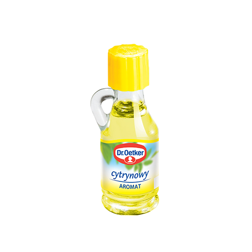 Dr. Oetker Lemon flavor 9ml