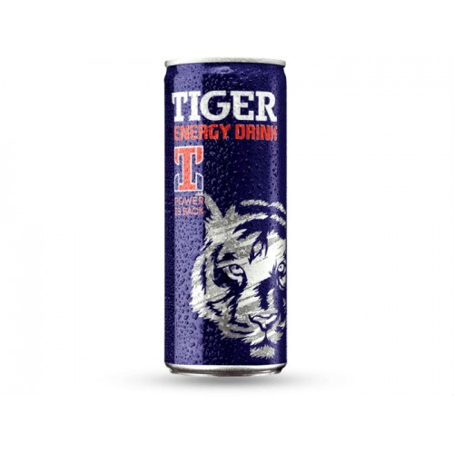 TIGER energi drink 250ml