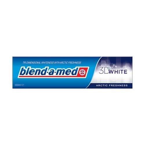 Blend a med 3Dwhite Pasta do zębów 100ml