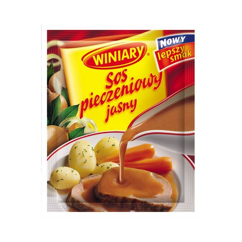 Winiary barbecue sauce clear