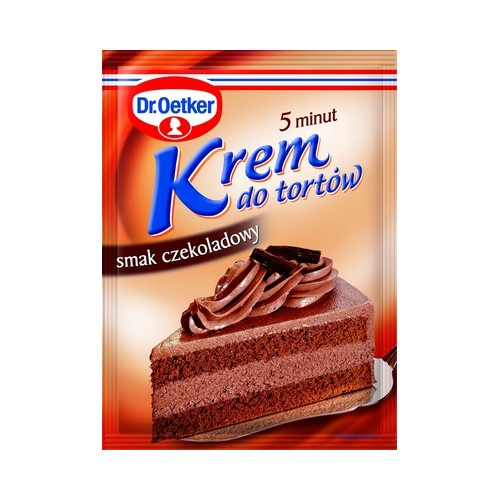 Dr. Oetker Cream cakes with chocolate flavor 120g