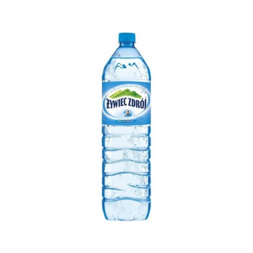 natural non-carbonated water 1.5L