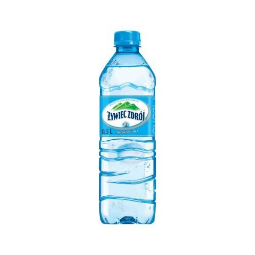 Natural non-carbonated water 0.5L